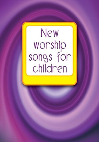 New Worship Songs for Children (PVG)