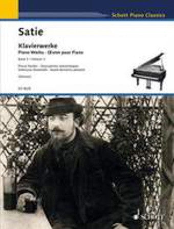 Erik Satie: Piano Works Volume 3