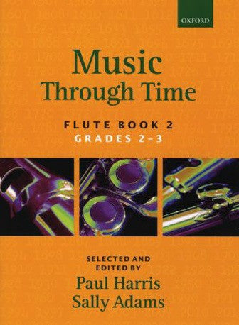 Music Through Time - Flute Book 2 (Flute/Piano)