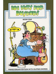 101 Hits for Buskers - Book 1 - Chord Songbook