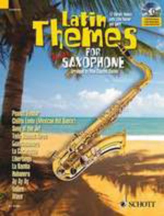 Latin Themes for Tenor Saxophone (with CD)