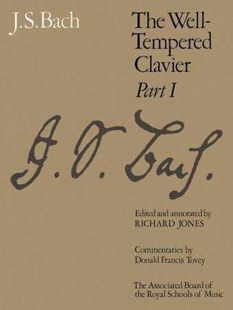 J.S. Bach: The Well-Tempered Clavier - Part 1