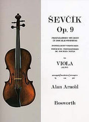 Sevcik Viola Studies: Preparatory Studies in Double-Stopping Op.9