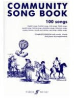 Community Songbook - 100 Songs - Piano, Vocal + Guitar