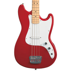 Squier Bronco Bass - Maple Fretboard - Torino Red