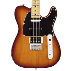 Fender Modern Player Telecaster Plus Electric Guitar in Honey Burst