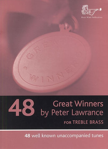 Great Winners - Treble Brass