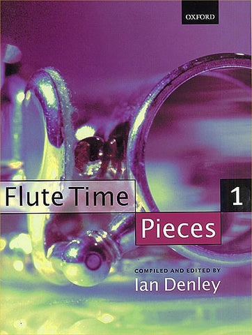 Flute Time Pieces 1 (Flute/Piano)