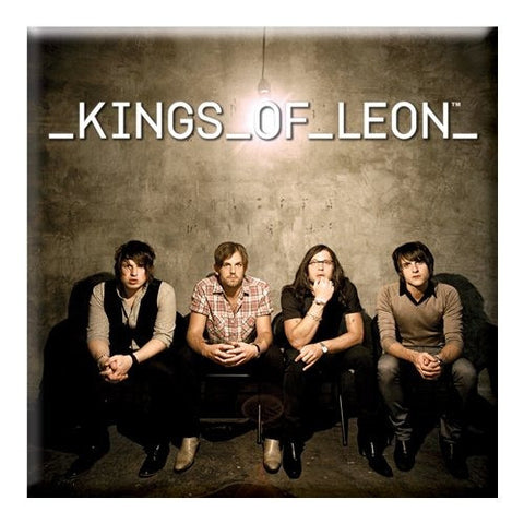 Kings of Leon Magnet: Band Photo