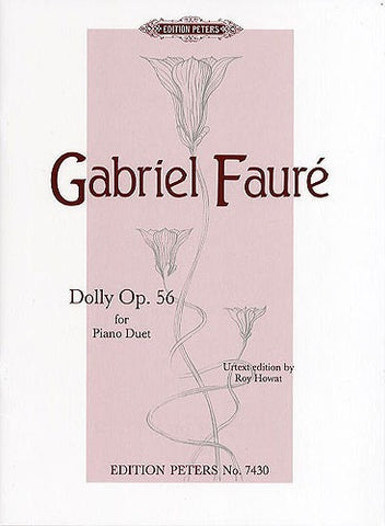 G. Faure: Dolly Op.56 - Piano Duet