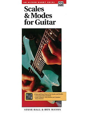 Scales + Modes for Guitar