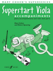 Superstart Viola - Piano Accompaniments