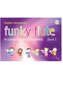 Funky Flute - Pupil's Book 1 (with CD)
