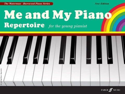 Me and My Piano: Repertoire