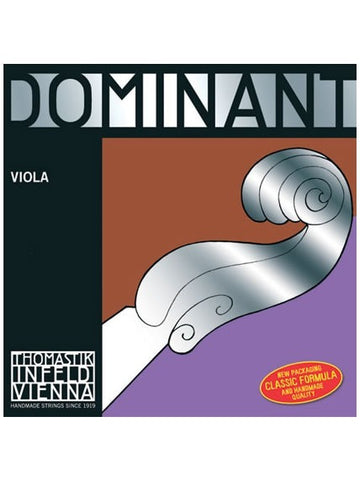 Dominant Viola String - Medium - 4/4 - D (2nd)