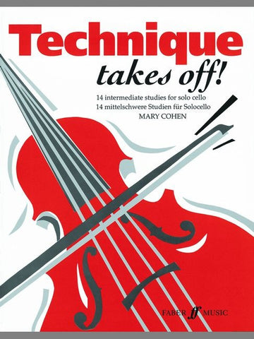 Technique Takes Off! - Cello