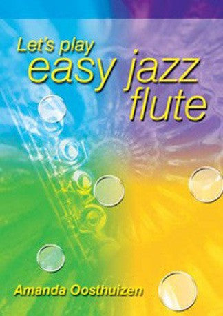 Let's Play Easy Jazz Flute