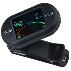 Fender FCT-012 Chromatic Clip-on Guitar Tuner
