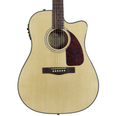 Fender CD-140SCE V2 Acoustic Guitar - Dreadnought - Natural