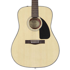 Fender CD-60 V2 Acoustic Guitar - Dreadnought - Natural