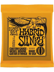 Ernie Ball Hybrid Slinky Electric Guitar Strings (9-46) - Set
