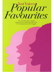 Just Voices: Popular Favourites - SSA/SAT + Piano