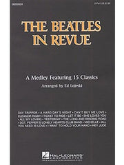 The Beatles in Revue - 2 Part + Piano