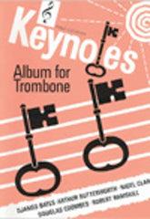 Keynotes Album for Trombone (Trombone or Euphonium TC/Piano)