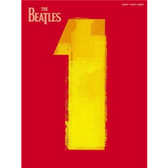 The Beatles 1- Piano, Vocal + Guitar