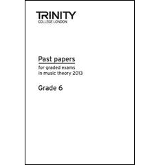 Trinity Theory Of Music Past Papers 2013 - Grade 6