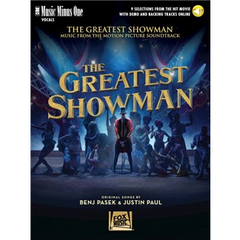 The Greatest Showman - Piano + Vocal (with Online Audio)