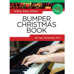 Really Easy Piano: Bumper Christmas Book