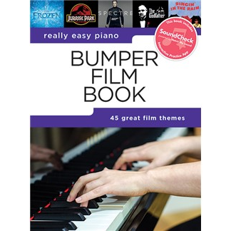 Really Easy Piano: Bumper Film Book