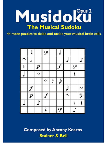 Musidoku - The Musical Sudoku Opus.2