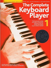 The Complete Keyboard Player (Revised Edition): Book 1 (with CD)