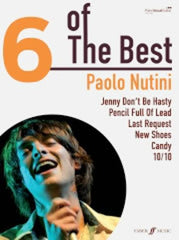 6 of the Best: Paolo Nutini (PVG)