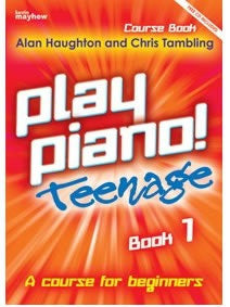 Play Piano! Teenage - Book 1 (with CD)