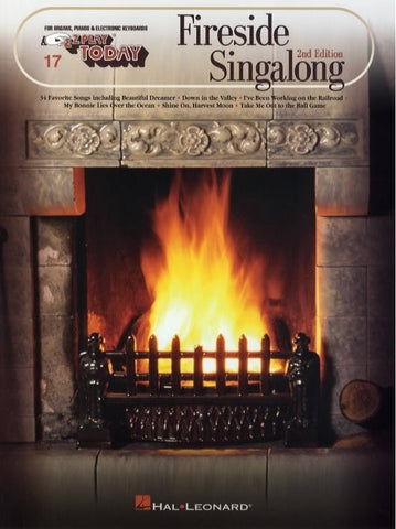 E-Z Play Today 17: Fireside Singalong - Keyboard