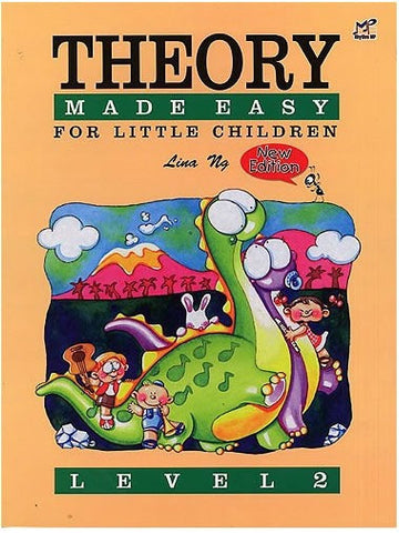 Theory Made Easy for Little Children - Level 2