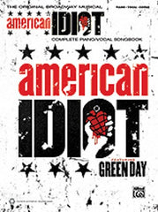 American Idiot - The Musical - Piano, Vocal + Guitar