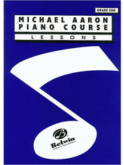 Michael Aaron Piano Course: Lessons - Grade 1