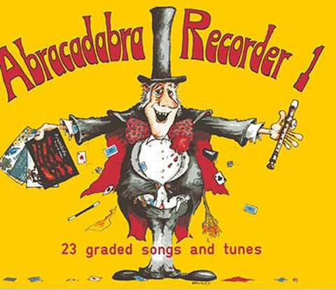 Abracadabra Recorder - Book 1 - Pupils Book