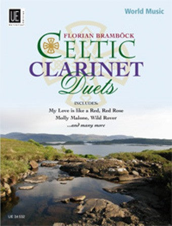 Florian Bramboeck: Celtic Clarinet Duets (2 Clarinets)