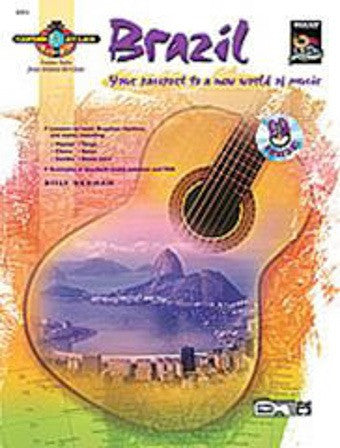 Guitar Atlas - Brazil - Guitar