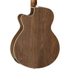 Tanglewood Discovery Super Folk Electro-Acoustic Guitar - Satin Spruce Top, Black Walnut Back/Sides