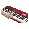 Roland GO-61K GO:KEYS Music Creation Digital Keyboard - Red/Black