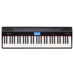 Roland GO-61K GO:PIANO Digital Piano - Black