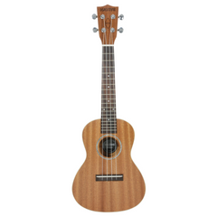 Native Concert Ukulele in Sapele Wood (incl. Free Aquilla Ukulele Strings)