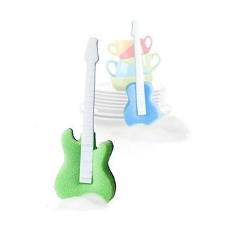 Rocket: Dish Hero - Guitar Sponges (2 Pack)