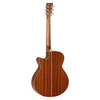Tanglewood Winterleaf Super Folk Cutaway Electro Acoustic Guitar - Whiskey Barrel Gloss